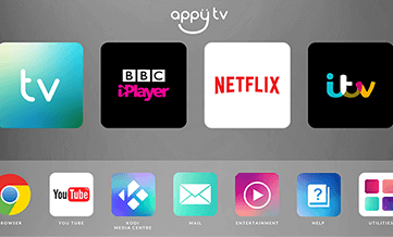 Appy TV Apps